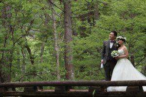 JUNE  BRIDE  山好きのお二人のウェディング