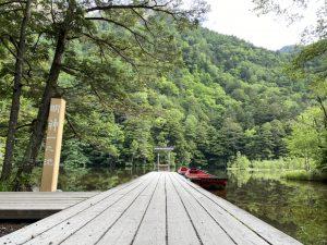 【夏休み特別企画】明神池ツアー&大正池ツアーで思いっきり深呼吸